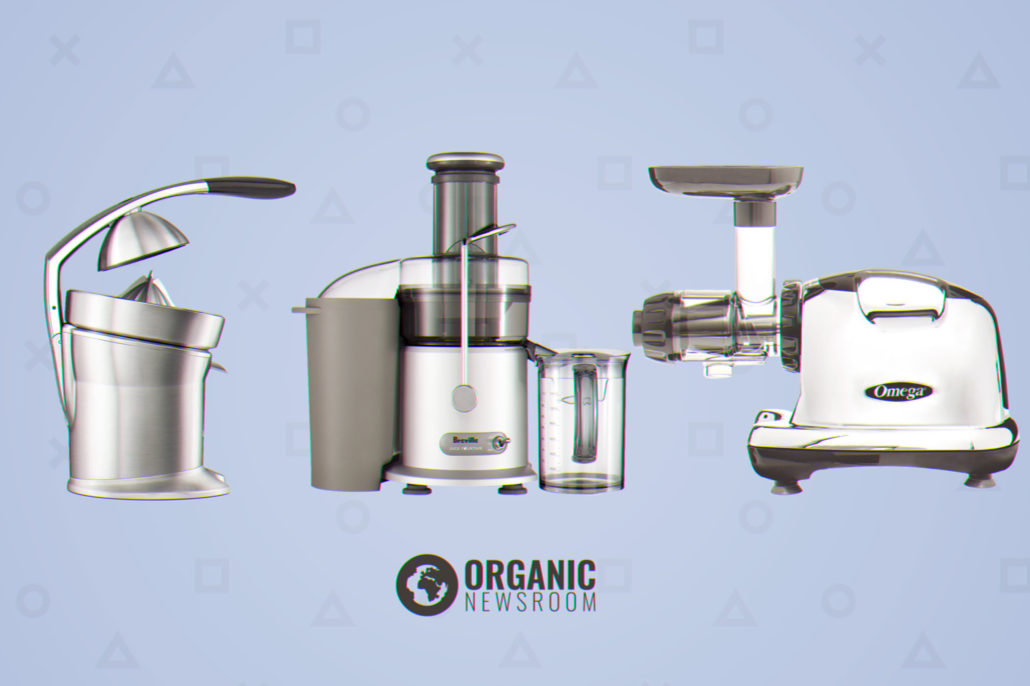 The Best Juicers A Review Buyer S Guide Organic Newsroom