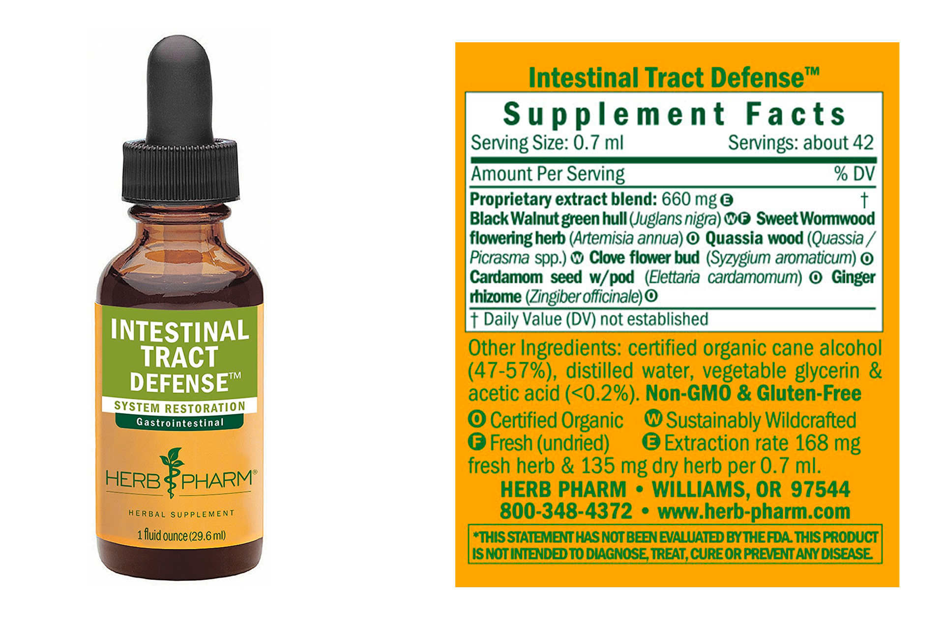 Intestinal Tract Defense Bottle