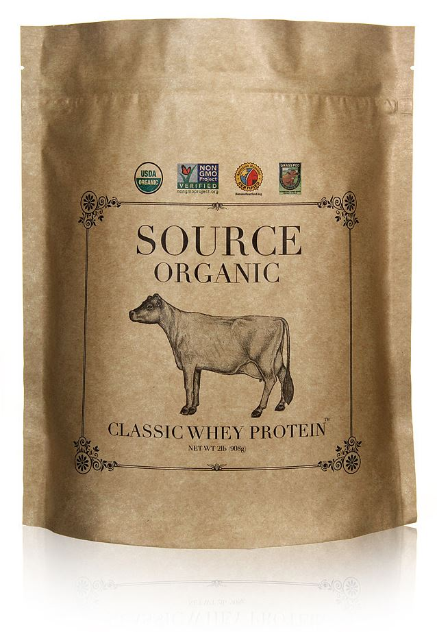NorCal Organics Classic Whey Protein