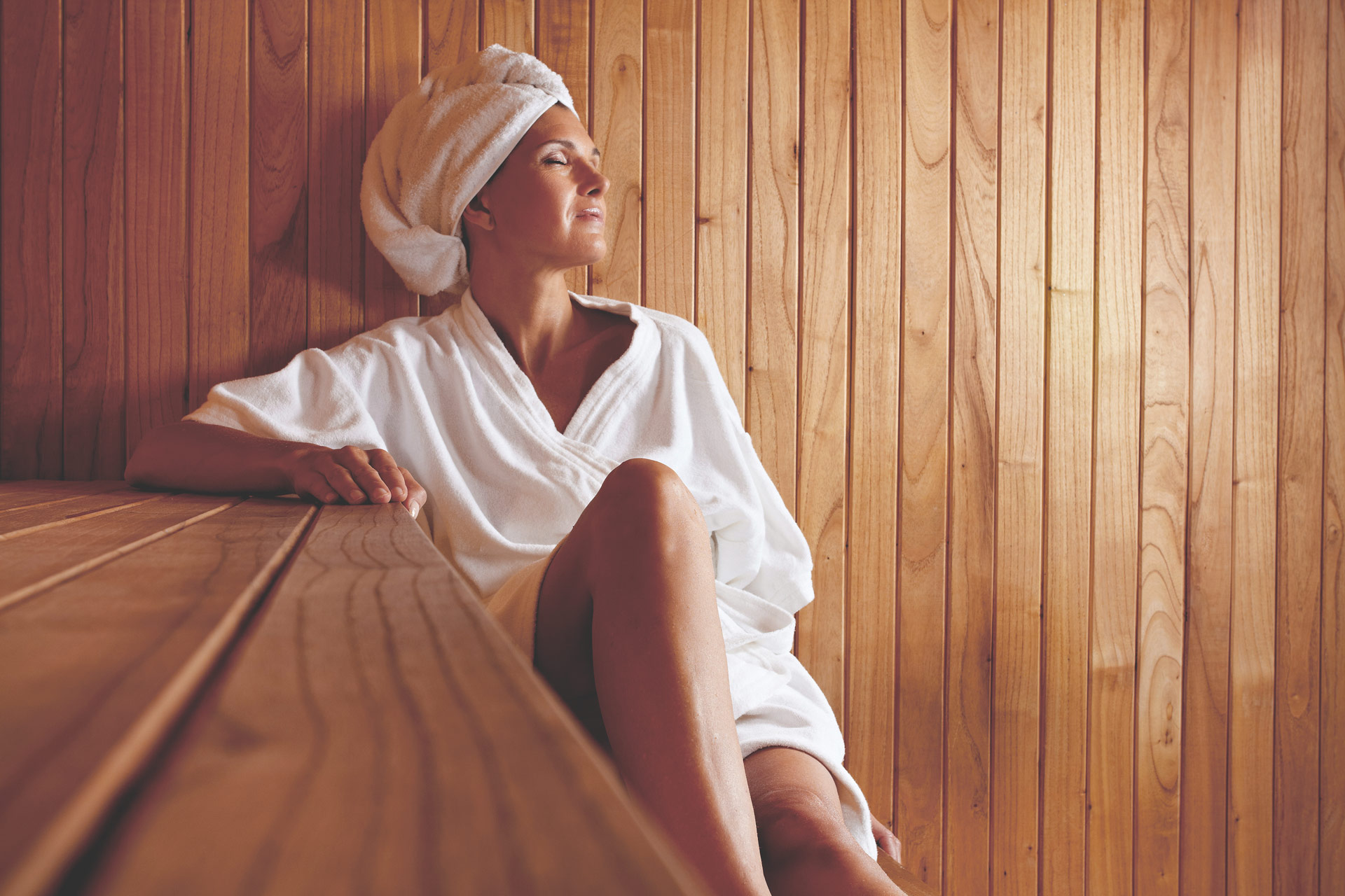 Detoxing Infrared Sauna