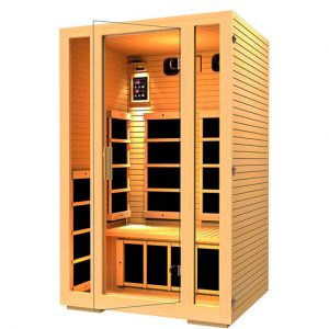 NJH 2-Person Infrared Sauna