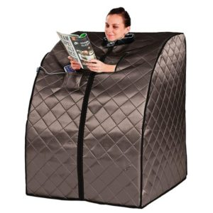 Rejuvenator Portable Infrared Sauna OrganicNewsroom