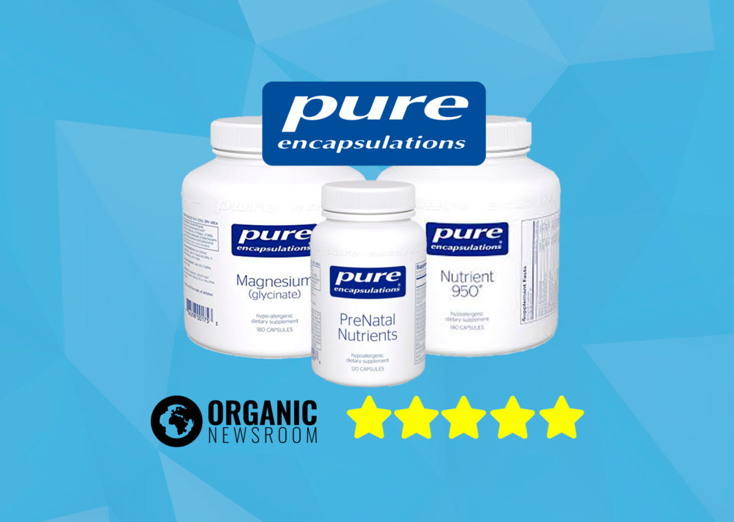 Pure Encapsulations Review OrganicNewsroom