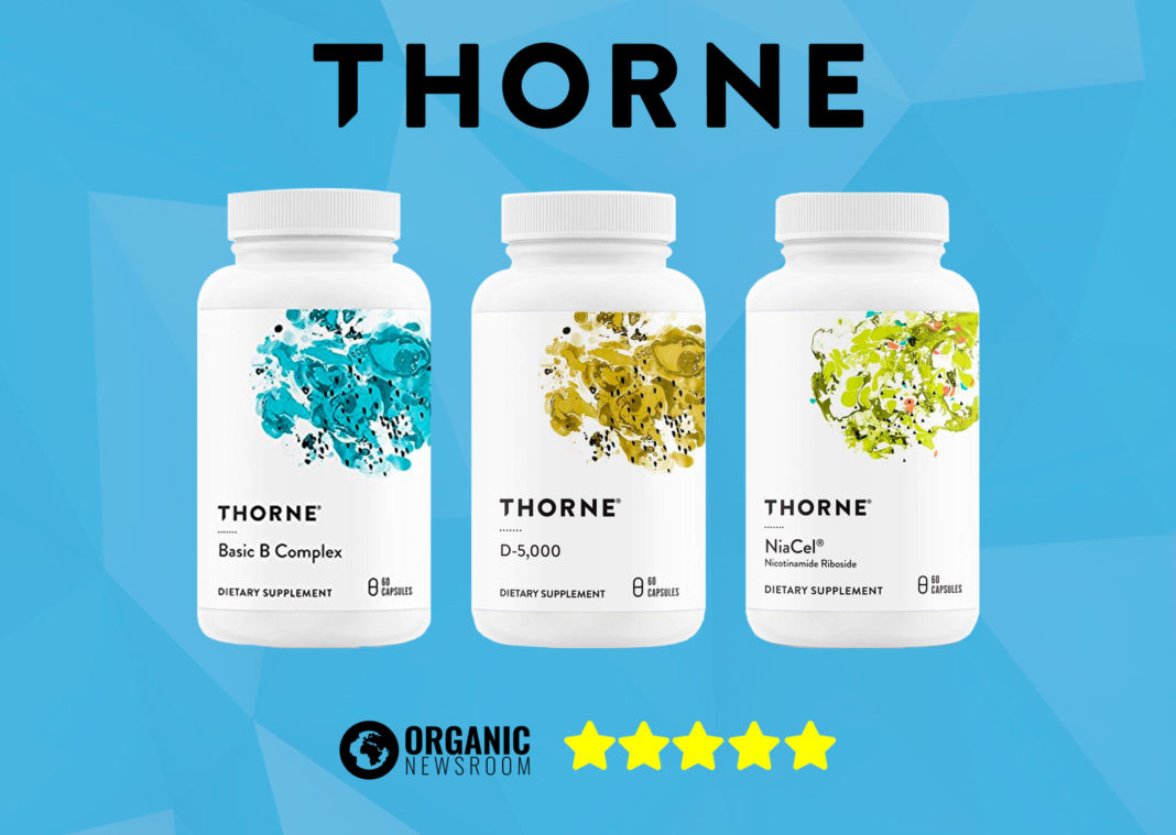 Thorne Research Review Banner