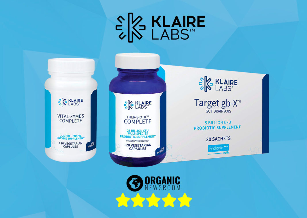 Klaire Labs Review Banner