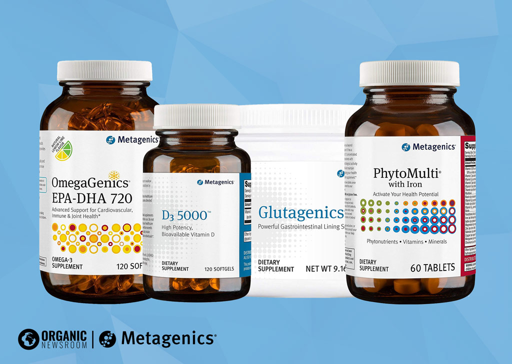 Metagenics Supplements