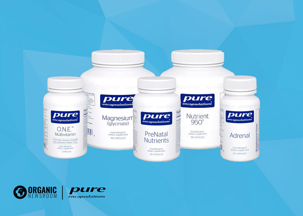 Pure Encapsulations Supplements OrganicNewsroom