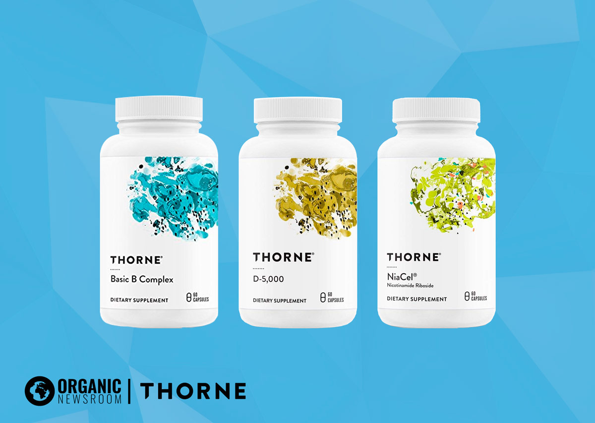 Thorne Research Supplements OrganicNewsroom