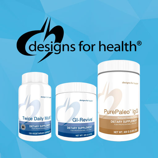 Designs for Health Supplements