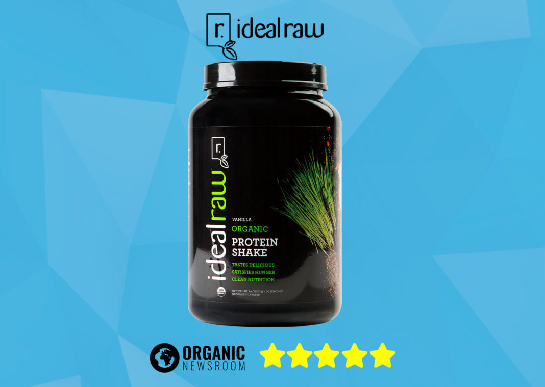 IdealRaw Organic Protein Powder