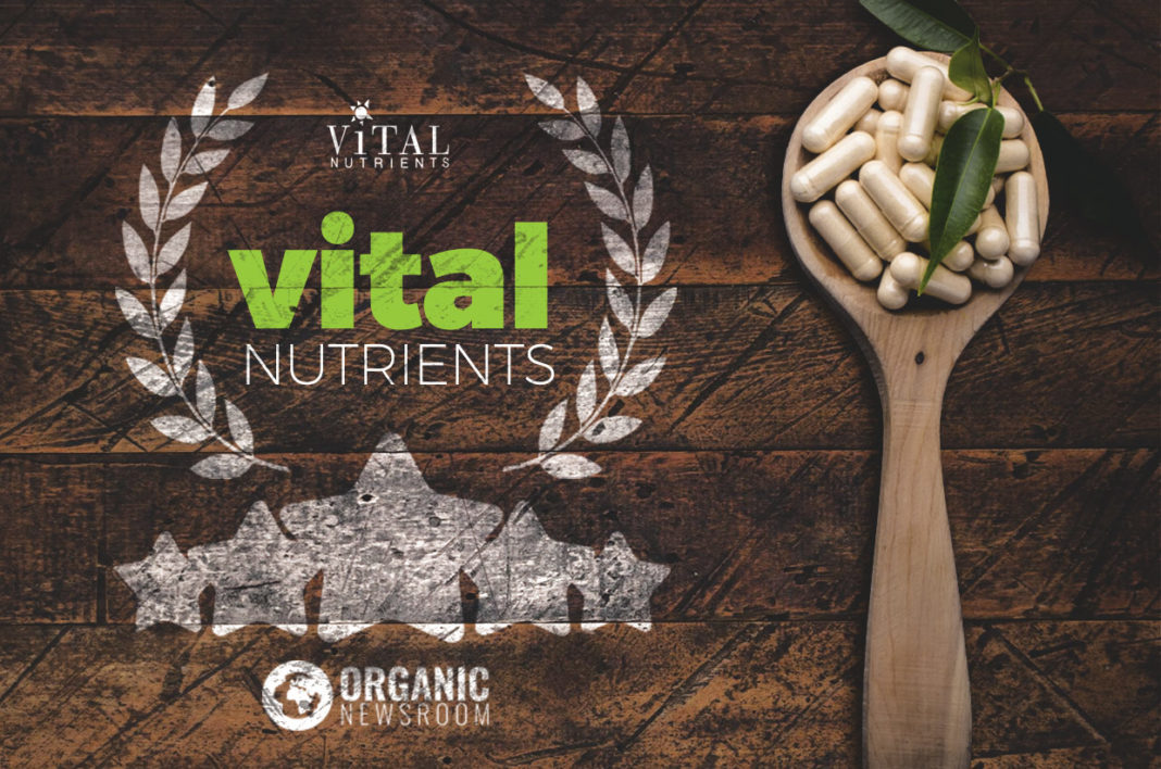 Vital Nutrients Review Illustration by Organic Newsroom