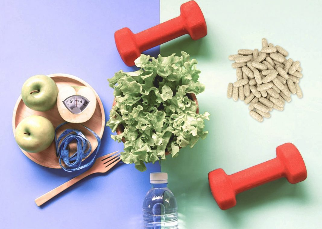 weight loss supplements equipment
