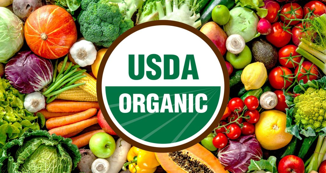 USDA Certified Organic Foods